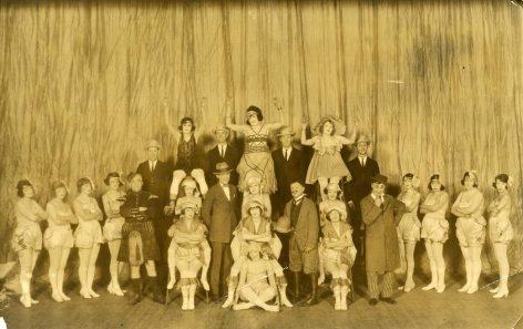 Vaudeville Troupe