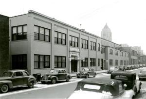 c. 1940, Walker & Co. headquarters at 88 Custer Street