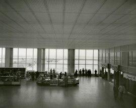 1959, Smith Terminal, Coffee House, Shark Bar, and Continental Rm.