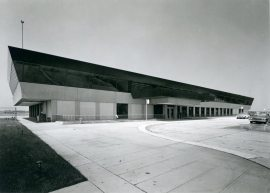 City Airport, 1966