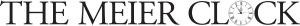 Meier Clock Logo