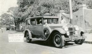 The Aga Khan's Packard Eight Limousine Circa 1928.
