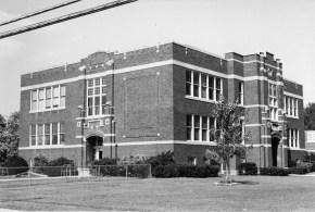 Woodrow Wilson Elementary in Mt. Clemens (Deborah Moore, 1983)