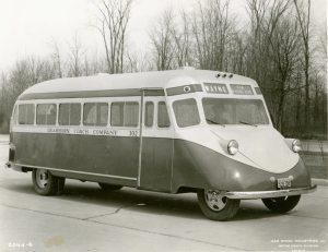 Dearborn Coach Co. bus, 1936.