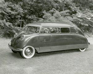 1935 Wrigley Scarab