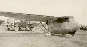Skycar, c. 1930.