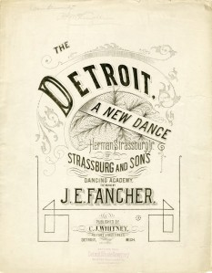The Detroit, 1886