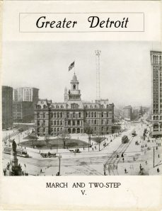 Greater Detroit, 1910