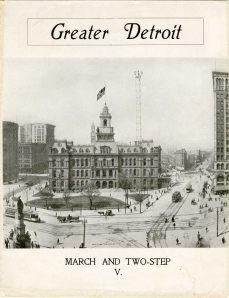 Greater Detroit, 1910