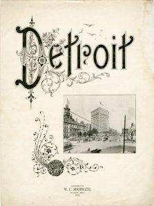 Detroit, 1899